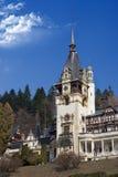 Peles casle, Transylvania Royalty Free Stock Images