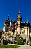 Peles Castel Royalty Free Stock Image