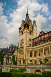 Peles_castle Royalty Free Stock Photo