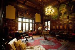 Peles Castle Royalty Free Stock Photo