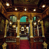 Peles castle Royalty Free Stock Photo