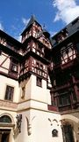 Peles castle - architectural details Stock Images