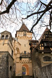 Peles Castle Complex, Sinaia, Romania Royalty Free Stock Photography