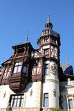 Peles Castle - Details Royalty Free Stock Image