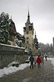 Peles Castle Stock Photography