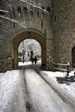 Peles Castle Stock Image