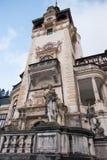 Peles castle in Romania Stock Images