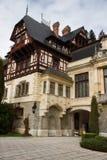 Peles Castle, Sinaia, Romania Royalty Free Stock Images