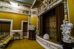 Peles Castle, Sinaia, Romania Stock Photos