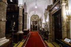 Peles Castle, Sinaia, Romania Stock Image