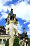 Peles Castle Royalty Free Stock Images