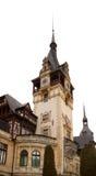 Peles königliches Schloss Lizenzfreie Stockfotos