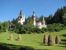 Peles Schloss Stockfoto