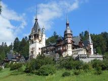 Peles Schloss, Rumänien Lizenzfreie Stockbilder