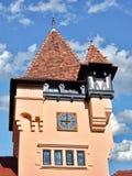 Peles-Schlossanhang lizenzfreie stockfotografie