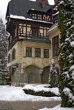 Peles slott Royaltyfri Fotografi