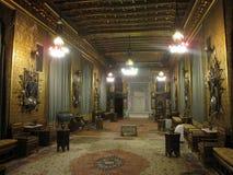 Peles slott Arkivbild