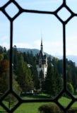 Pelesh-Schloss Stockbild