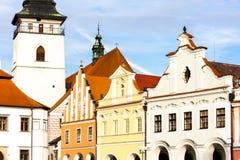 Pelhrimov, República Checa Fotografía de archivo