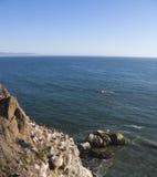 Pelican Cliff royalty free stock photos