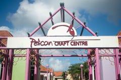 Pelican Craft Centre, Bridgetown, Barbados Stock Photo