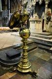 pelikana kaznodziejstwa ambony kształt Fotografia Royalty Free