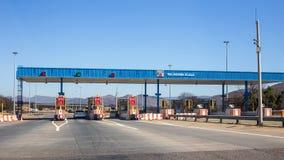 Pelindaba plaza i Sydafrika royaltyfri foto