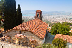 Pelion area at Volos city in Greece Stock Photos