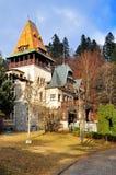 Pelisor Castle Stock Photography