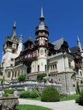 Pelisor Palace inSinaia,Romania Stock Photos