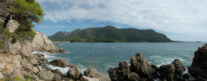 Peljesac Royalty Free Stock Photography