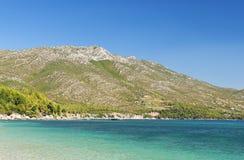 Peljesac Halbinsel, Kroatien Lizenzfreies Stockfoto