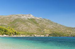 Peljesac peninsula, Croatia Royalty Free Stock Photo