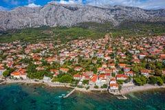Peljesac peninsula, Croatia Royalty Free Stock Photography