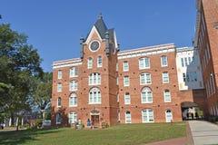 Pell Hall bij Tegenovergestelde Universiteit stock fotografie