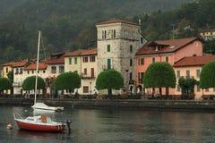 Pella , Orta lake, Italy Royalty Free Stock Photography