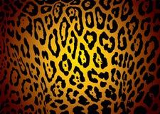 Pelle del giaguaro Immagini Stock