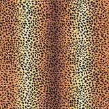 Pelle del leopardo Fotografia Stock Libera da Diritti