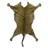 Pelle della coperta del leopardo - 3D rendono Fotografie Stock Libere da Diritti