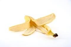 Pelle di banana fotografia stock libera da diritti