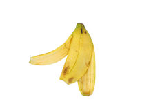 Pelle di banane Fotografia Stock Libera da Diritti