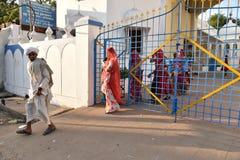 Pellegrinaggio & Dharamshala in India Fotografie Stock Libere da Diritti