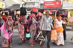 Pellegrinaggio & Dharamshala in India Immagini Stock Libere da Diritti