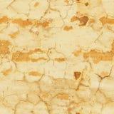 Pellend geel muur naadloos patroon royalty-vrije stock fotografie