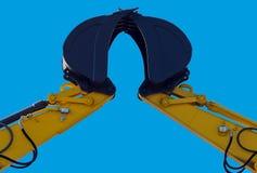 Pelles mécaniques Photo libre de droits