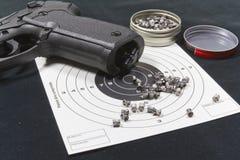Pellet gun Royalty Free Stock Image