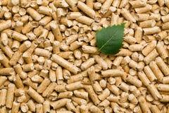 pellets деревянное Стоковые Фотографии RF