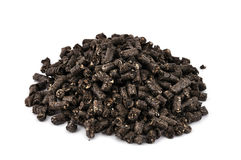 Pellets Royalty Free Stock Photo
