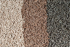 Pellets Royalty Free Stock Image