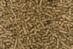 Pellets background Stock Images
